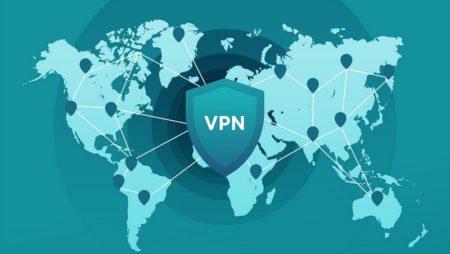 Bruk VPN på reise