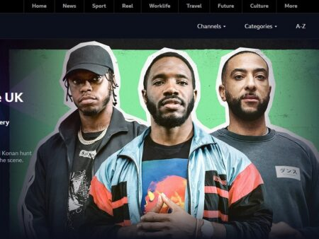 Se BBC iPlayer med en VPN