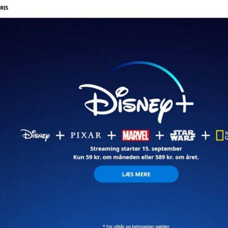 Slik streamer du Disney+ og registrerer innhold